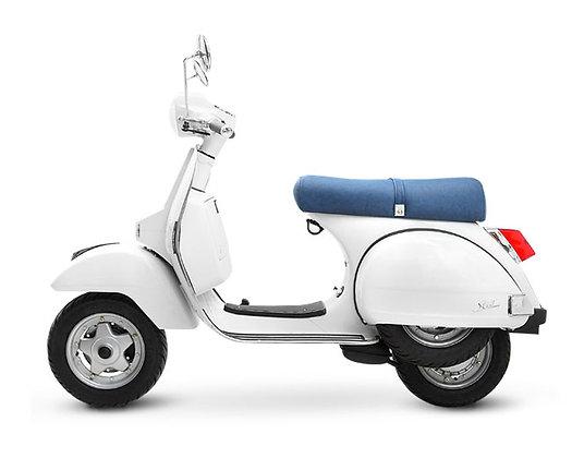 LML White 2-T Man 125cc  (£2,199 + OTR)
