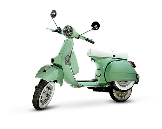 LML Mint Green 2-T Man 125cc  (£2,199 + OTR)