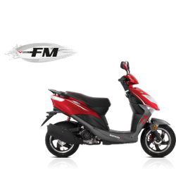 Lexmoto FM50cc side