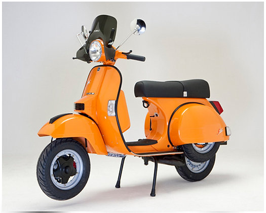 LML Star Orange RS Auto 125cc  (£2,699 + OTR)
