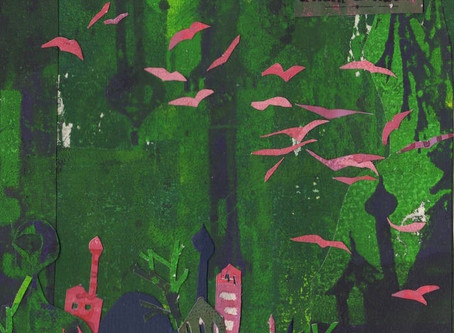 Thirty Birds by Naomi Millner and Ruth Gordon - music and spoken word