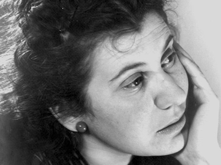 A reflection on Etty Hillesum, by Tim Summers