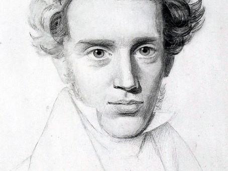 A reflection on Soren Kierkegaard, by Tim Summers