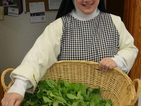 Tips for coping with social distancing from a cloistered Dominican nun!
