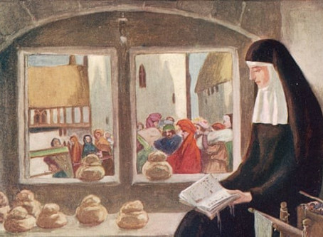 A reflection on Julian of Norwich, by Tim Summers