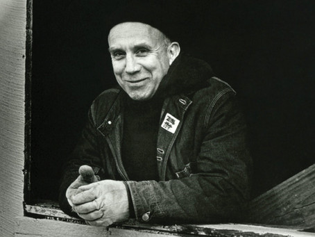 A reflection on Thomas Merton, by Tim Summers