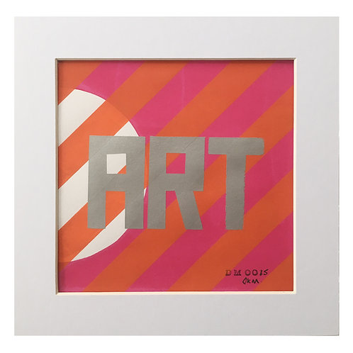 SCREEN PRINT #ART025
