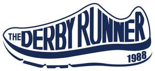 derby runner logo