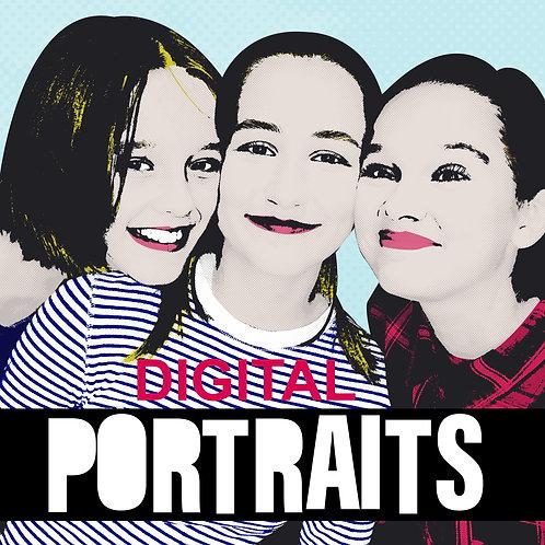 Group portrait (digital)