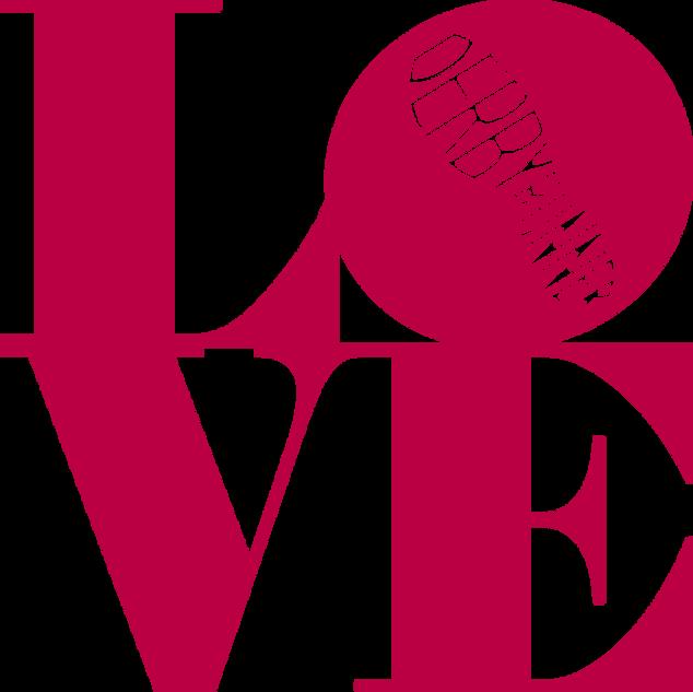 derby runner love logo