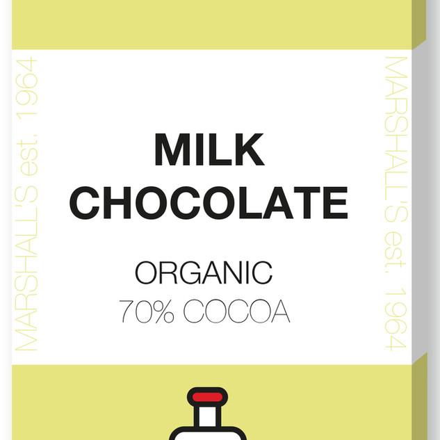 MARSHALL CHOCOLATE