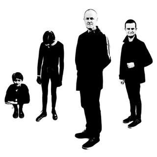 stranglers - black and white