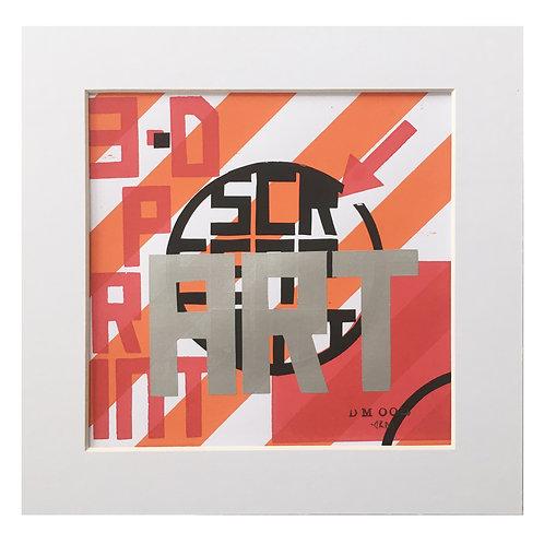 SCREEN PRINT #ART026