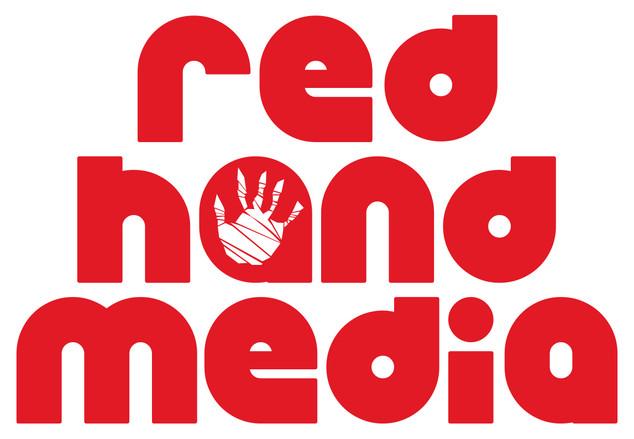 red hand media logo