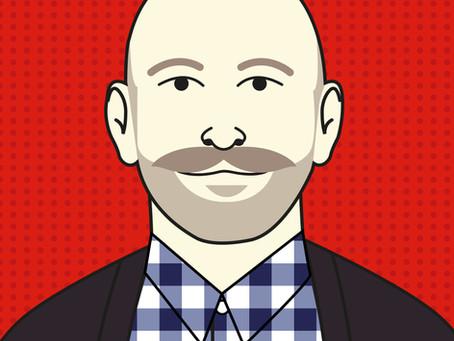 Dean portrait