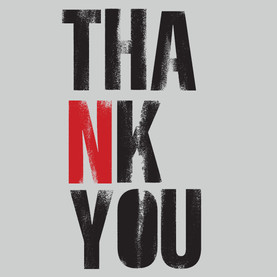 STENCIL 010 - THANK YOU