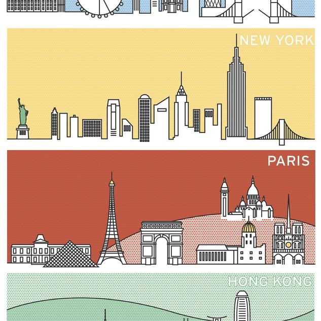 sainsbury's cities