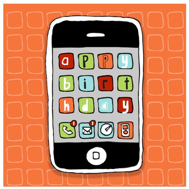hallmark phone