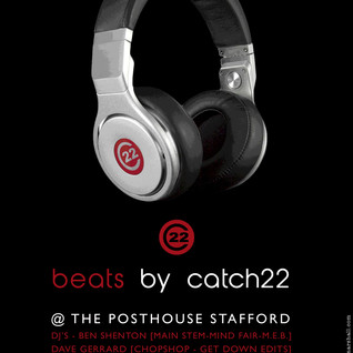CATCH 22 posthouse beats by