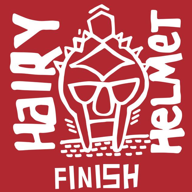 hairy start and finish