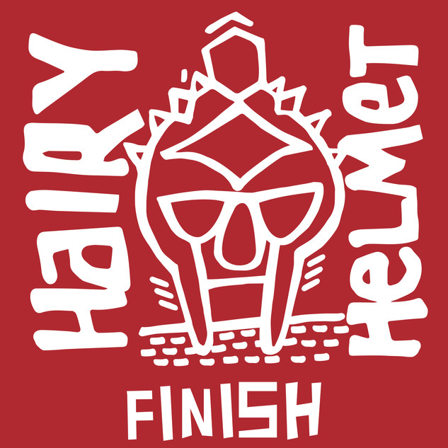 hairy start and finish