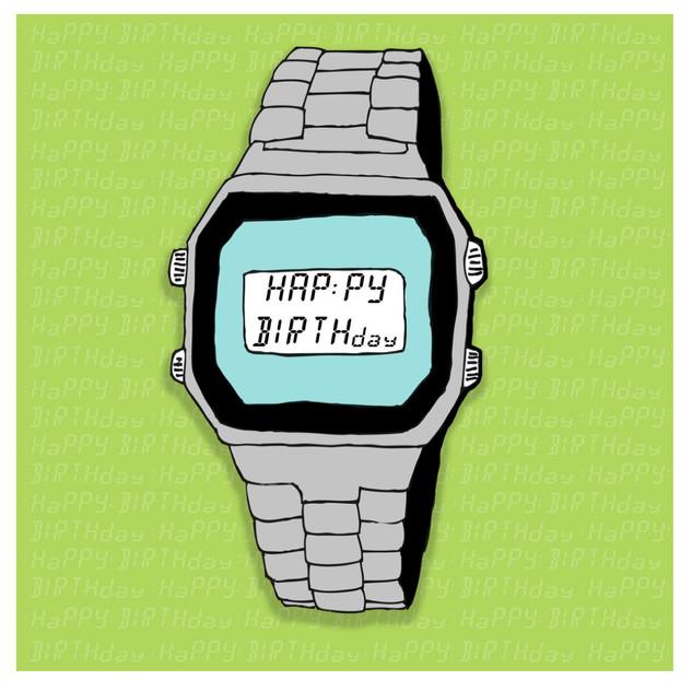 hallmark watch