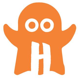 scary logo