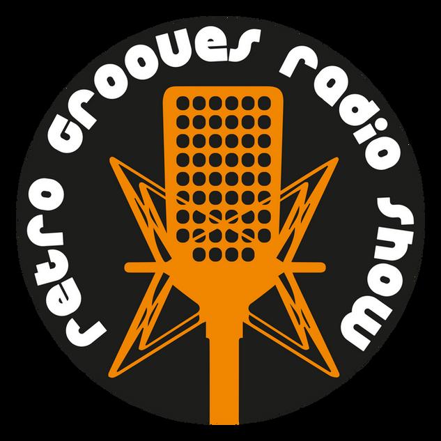 RETRO GROOVES RADIO SHOW LOGO