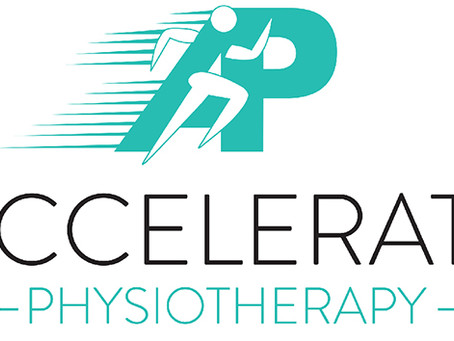 Accelerate Physiotherapy new logo