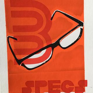 specs screen print