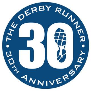 derby runner 30 logo