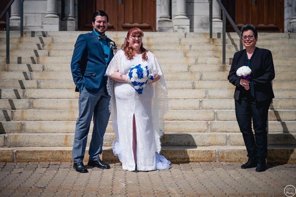 Mariage de Sophie et Marc-Andre 1er Mai