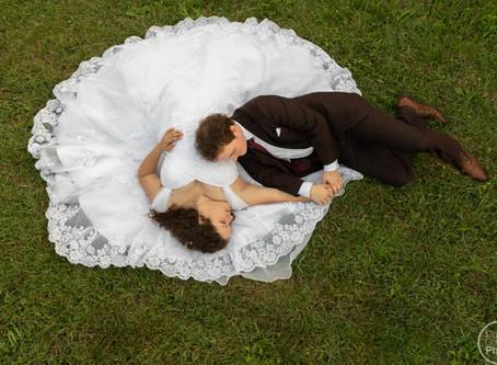 Le mariage enchanteur de Susann et Thomas à La Champenoise
