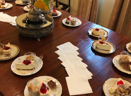 August 2019 Progressive Dinner
