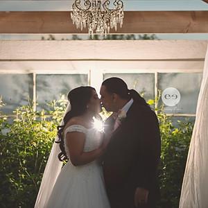 Alexis & Angel's Wedding