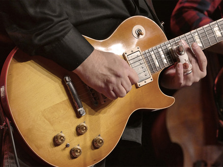 The Art of Guitar Ageing - Helpful Hints, Tips and ideas for Your Dream Relic Guitar.