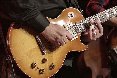 Slide guitar live in tokyo