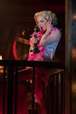 Jillian Louis Sally Cabaret