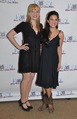 Jillian and Diane