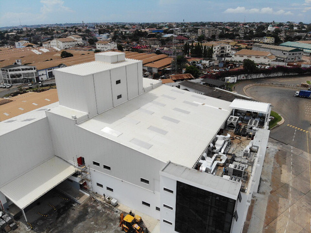Drone View of Promasidor Project - Click picture to watch