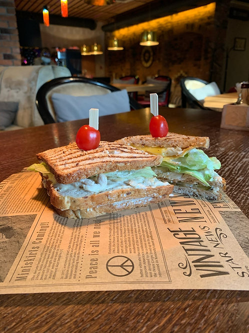"""""""Клаб-сэндвич"""""""