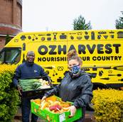 OzHarvest Newcastle deliver to charity D
