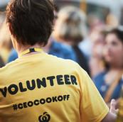 Volunteer at CEO CookOff_photo credit Da