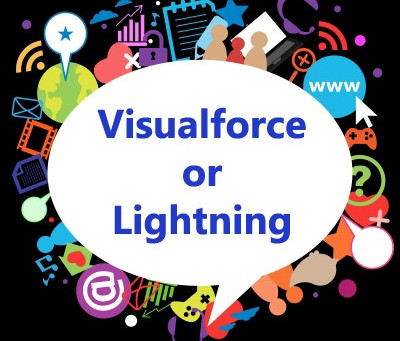 Visualforce & Lightning - What's the Difference?