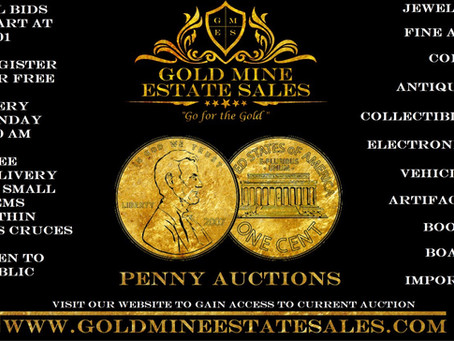 Week 50 - Penny Auction