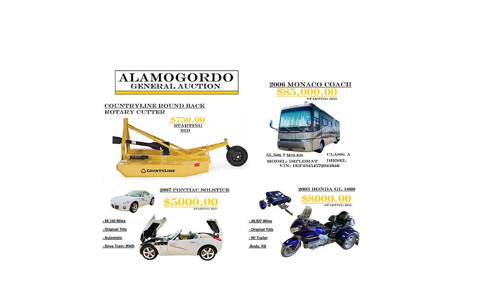 Alamogordo General Auction Website.png