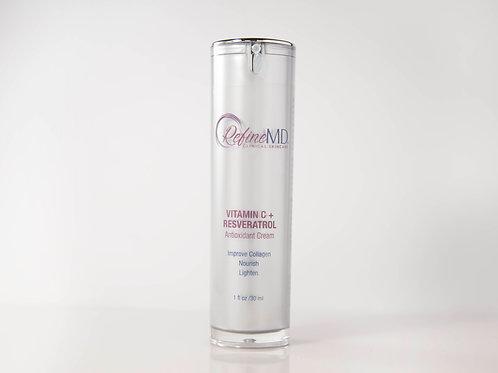 Vitamin C + Resveratrol
