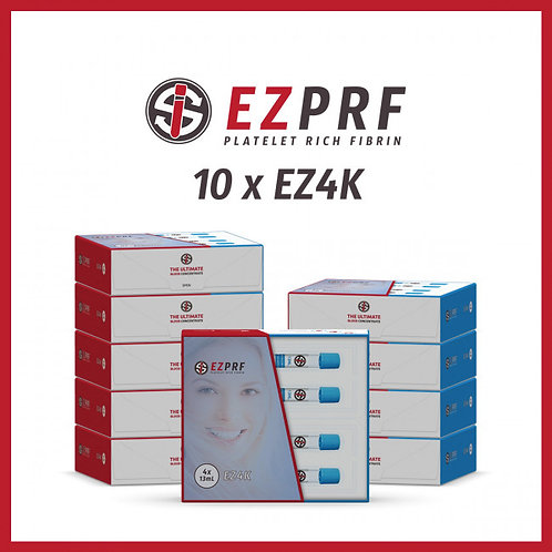 EZPRF - EZ4K- 10 kits 10x EZ4K (Call for Pricing)