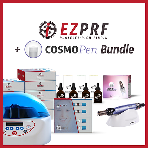 EZMINI STARTER + COSMOPEN STARTER BUNDLE (Call for Pricing)