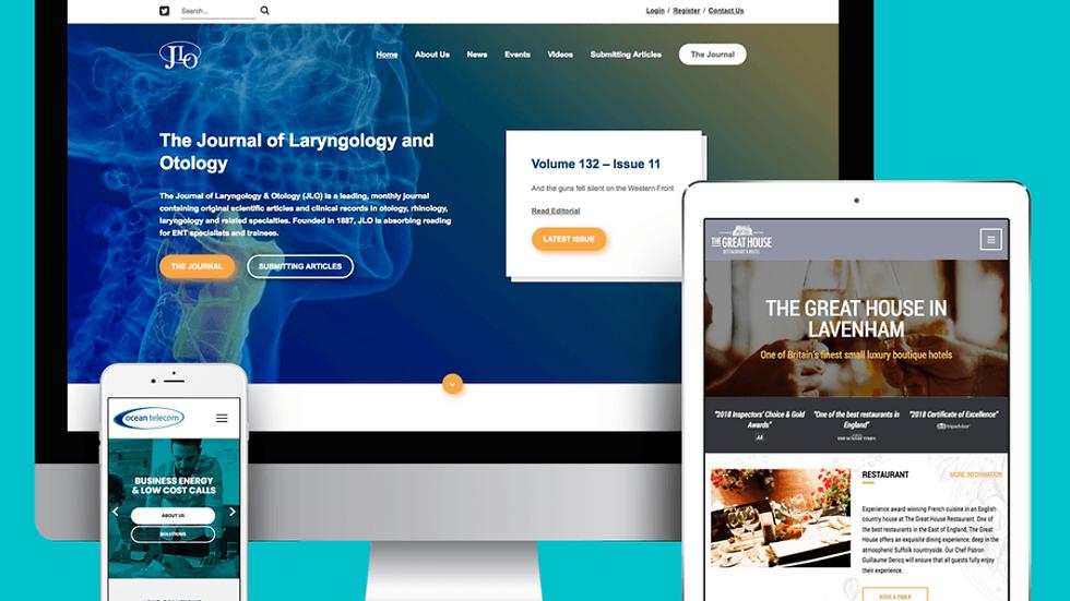Bespoke Website Design- All Expenses Included
